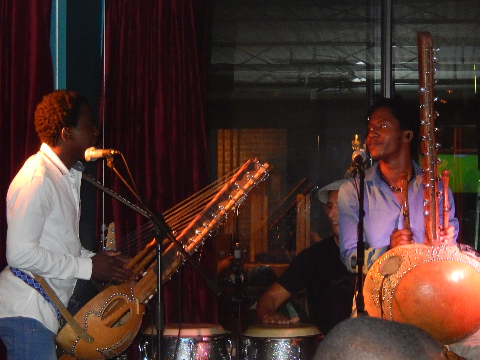 Lamine Cissokho & Mbady Diabaté