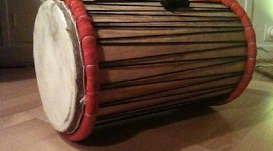 tambour khassonké