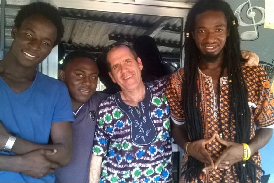Dembo, Karamba, Guèmè, Rasta