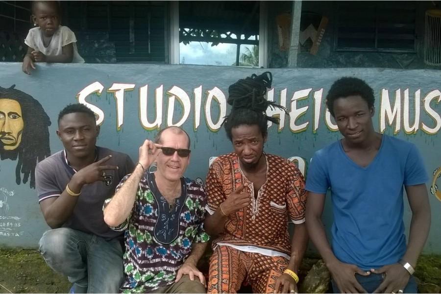 Karamba, Pierre, Rasta, Dembo