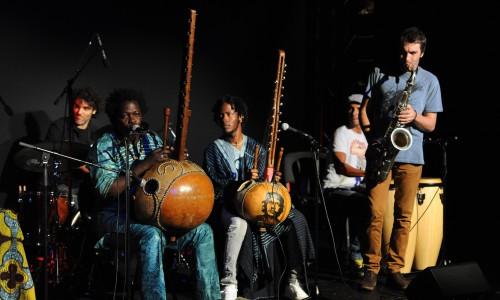 Ba & Mandingo Jazz