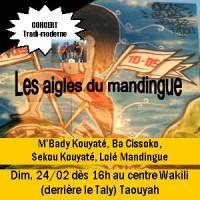 Concert aigles 24fev13