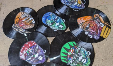 DISQUES VYNILS 3