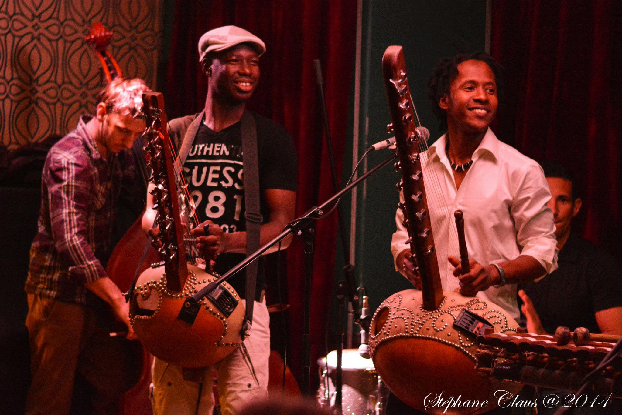 Mbady et Abdoulaye